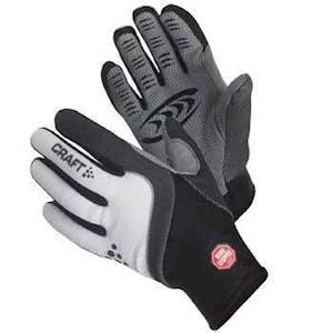 Craft - Rukavice CRAFT Power WS černá s bílou 55017f3097