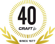 Craft 40 let