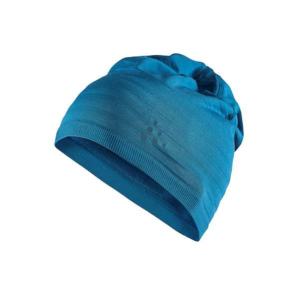 Craft - Čepice CRAFT Warm Comfort Junior tmavě modrá 02b0625dfd