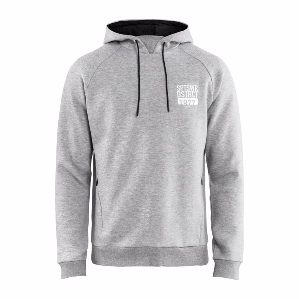 Mikina CRAFT District Hoodie