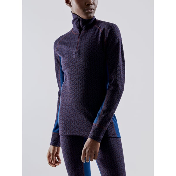 Triko CRAFT Merino 240 Zip LS