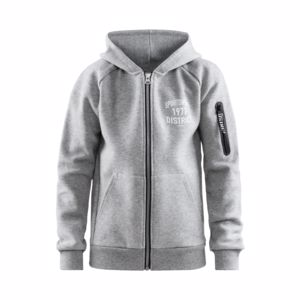 Mikina CRAFT District Hood Zip